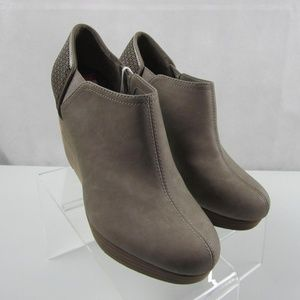 Dr. Scholl's Harlow 10 Platform Wedge Ankle Boot
